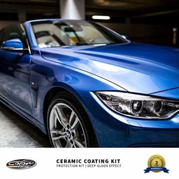 Color N Drive 9H Auto Keramik Versiegelung und Schutzset, hochglanz - 10