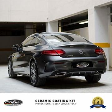 Color N Drive 9H Auto Keramik Versiegelung und Schutzset, hochglanz - 3