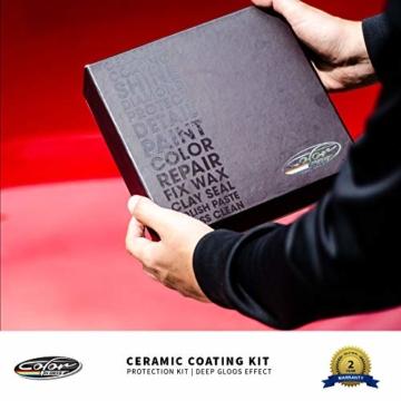 Color N Drive 9H Auto Keramik Versiegelung und Schutzset, hochglanz - 4