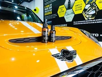 Drexler Ceramic Coating Kit 30ml + 50ml 3-5 yrs Car Protect Keramische Beschichtung 9H Pro - 5