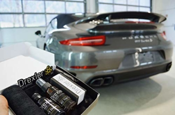 Drexler Ceramic Coating Kit 30ml + 50ml 3-5 yrs Car Protect Keramische Beschichtung 9H Pro - 9