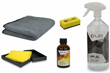 Liquid Elements - Eco Shield Kits - Keramikbeschichtung mit Langzeit-Versiegelung (Diverse Varianten) (Eco + Block + 10 STK. Scatter) - 1