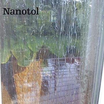 Nanotol Nanoversiegelung-Set für Fenster und Haushalt - spart 50% Reinigungszeit beim Fenster putzen - Haus-Set M (40 m²) + Auffrischer Nanotol Haushalt 2in1 - 5