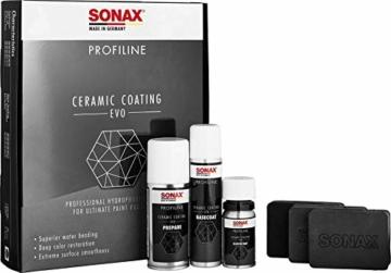 SONAX PROFILINE CeramicCoating CC Evo Komplettset zur keramischen Langzeitversiegelung von Lacken   Art-Nr. 02379410 - 2